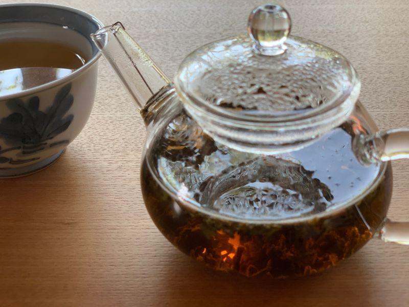 画像2: 静岡 黒麹発酵茶