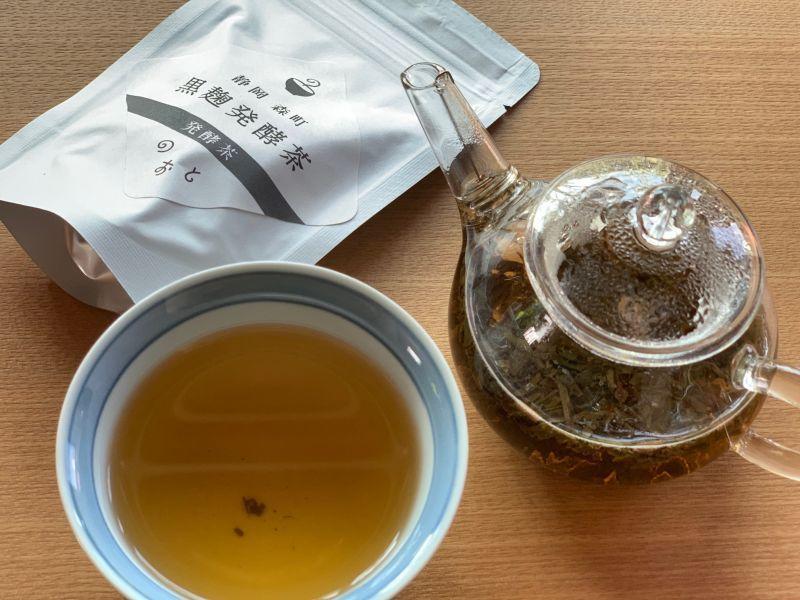 画像1: 静岡 黒麹発酵茶